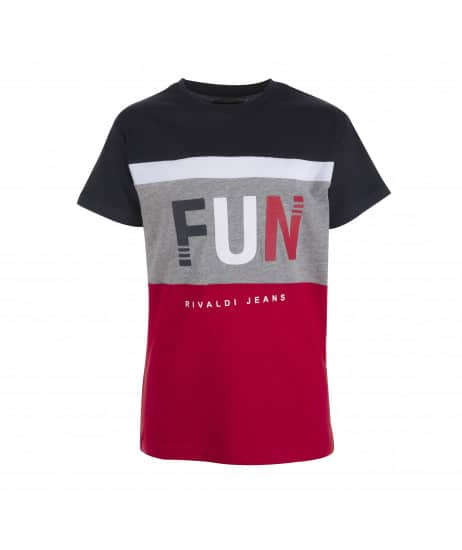 T-Shirt imprimé FUN