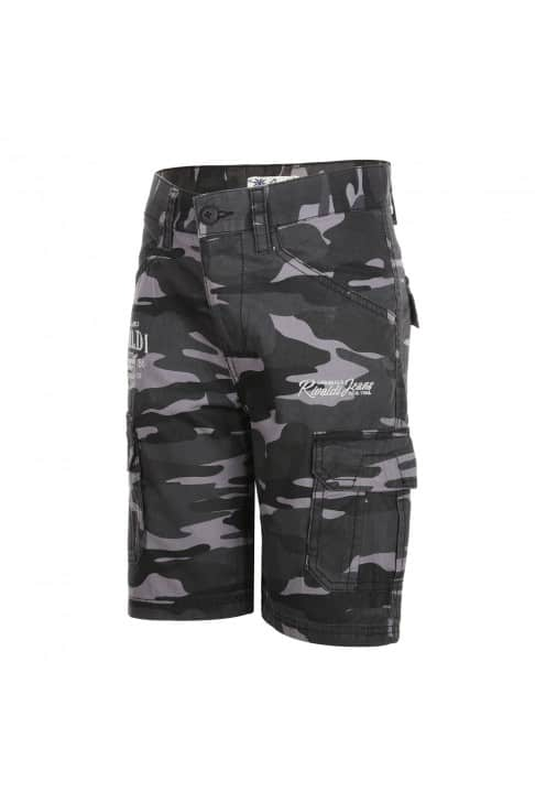 Bermuda junior camouflage