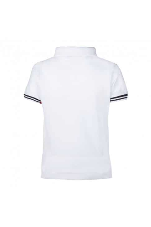 Polo sport homme tricolore