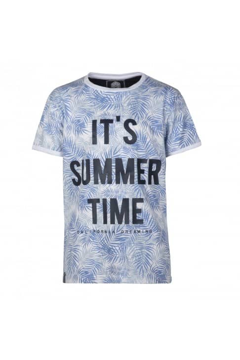 T-shirt junior It's summer time