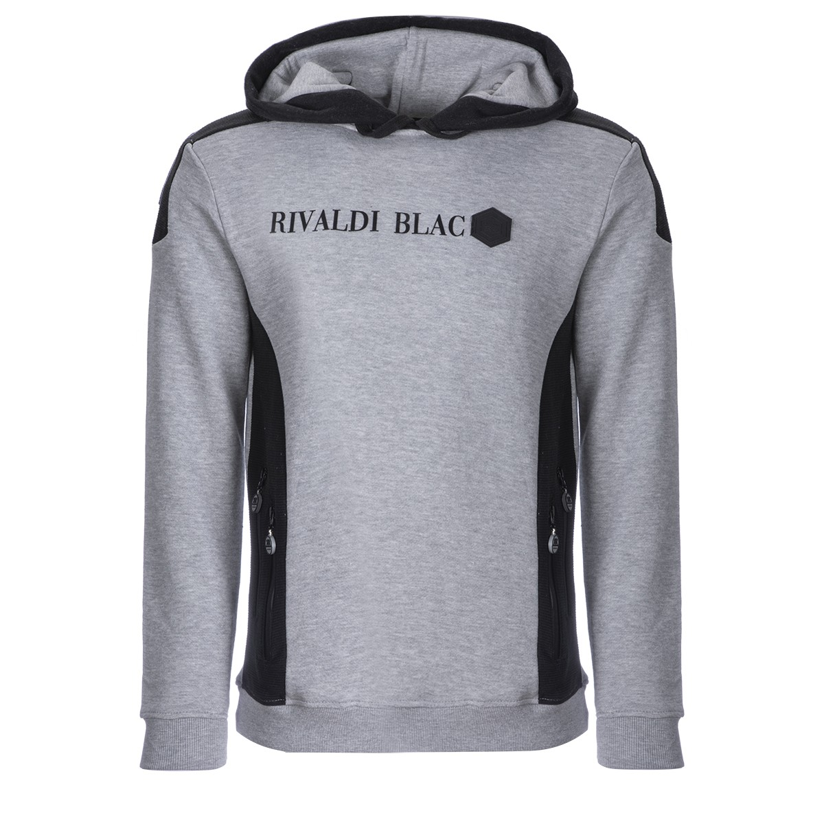 Sweat-shirt homme gris