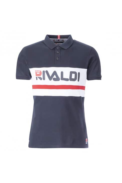 Polo homme navy