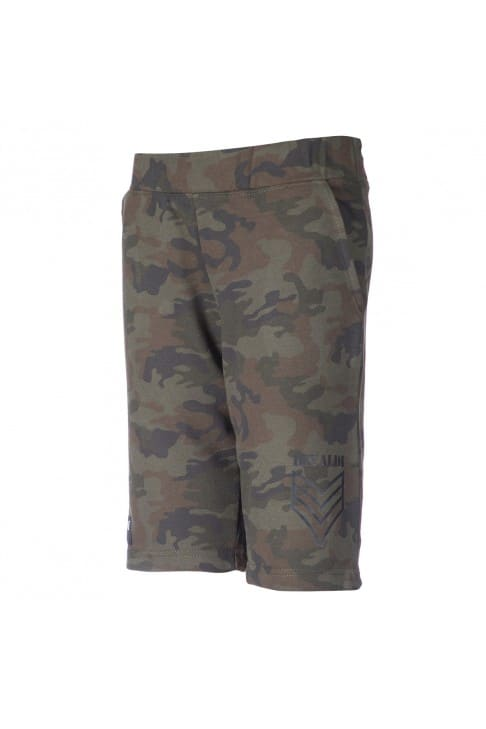 Short homme camouflage