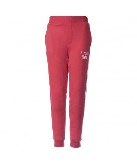 Bas de jogging junior rouge