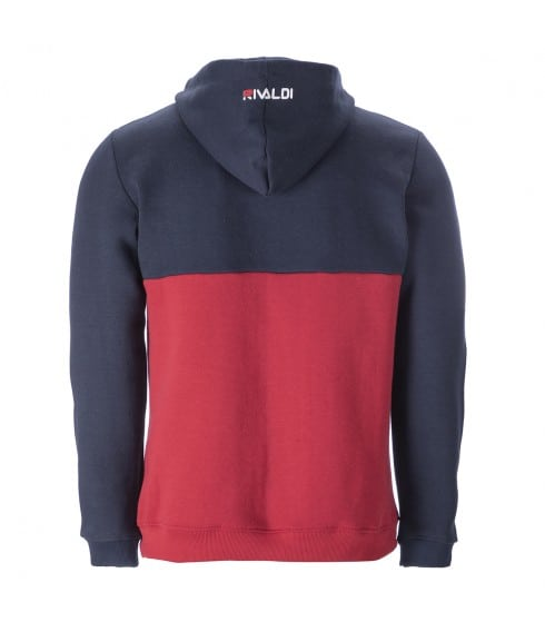 Sweat-shirt homme color block